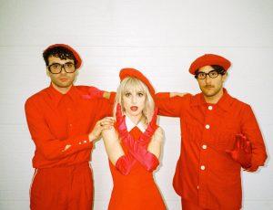Paramore é indicado na categoria 'Choice Rock Artist' do Teen Choice Awards 2017